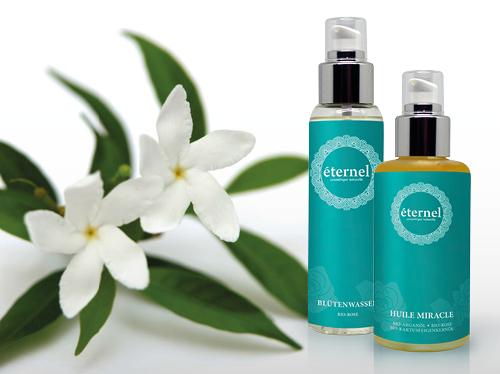 éternel – cosmetique naturelle | Produktdesign